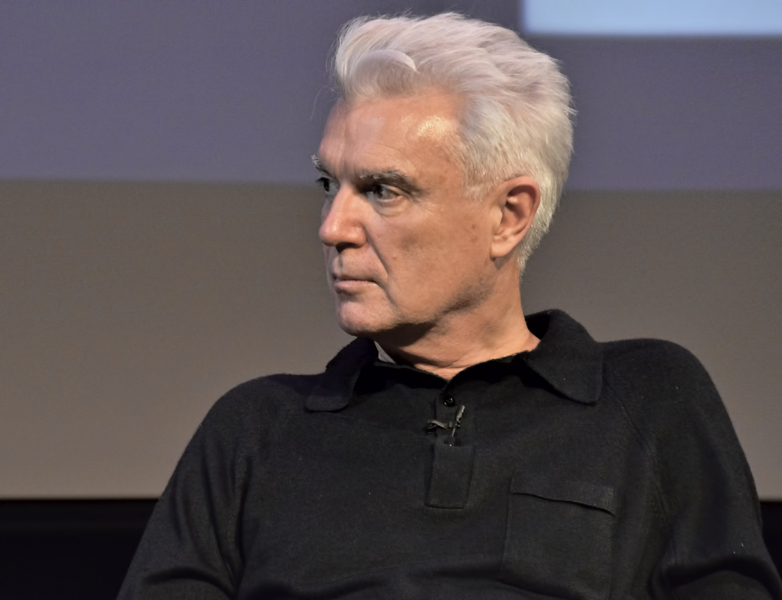 David Byrne Rocks The SHOF Master Sessions At NYU ...